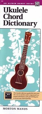 Alfred Handy Guide Ukulele Chord Dictionary*