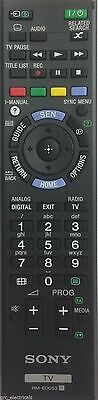 *New* Genuine Sony RM-ED053 TV Remote Control for KDL-40EX655
