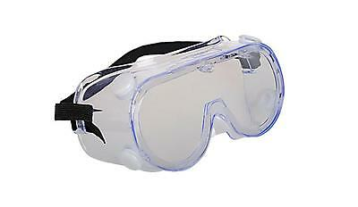 3x 3m1621 Dust-tight Anti-fog Protective Glasses Goggles Safe Eyewear For Splash Personal Protective Equipment (ppe)