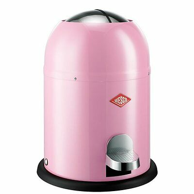 Wesco Abfalleimer Single Master Pink