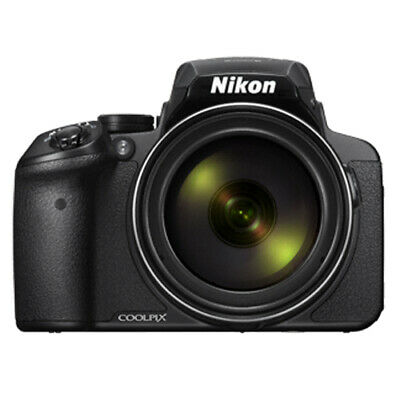 Nikon Coolpix P900 Digital Camera Super Zoom (REFURB) with GEN NIKON WARR