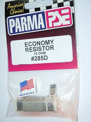 New Parma Economy 15 ohm Slot Car Replacement Resistor