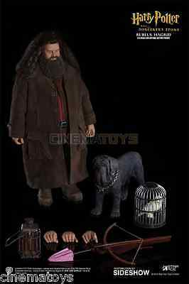 Harry Potter DELUXE Version Rubeus Hagrid Sixth Scale Figure Star Ace Sideshow