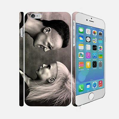 030 Die Antwoord - Apple iPhone 4 5 6 Hardshell Back Cover Case