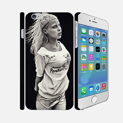 053 Die Antwoord - Apple iPhone 4 5 6 Hardshell Back Cover Case