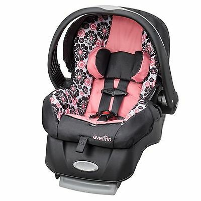 Evenflo Embrace LX Infant Car Seat ~~ Penelope ~~ Brand New !!!