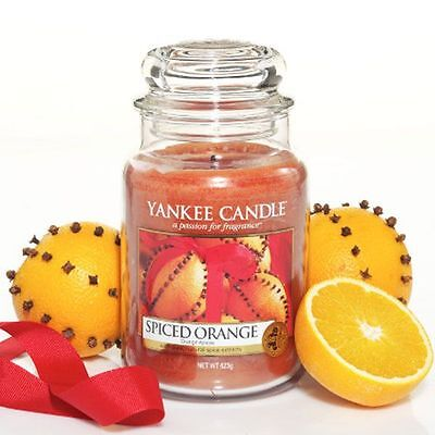 Yankee Candle Duftkerze Housewarmer Spiced Orange (623g)