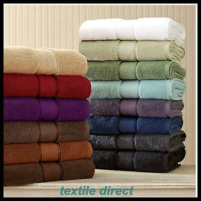 Luxury 100% Egyptian Cotton 4Pack Bath Sheet Towel Set With 11 Different Colours
