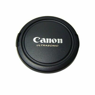 67 mm Snap On Front Lens Cap Cover Center Pinch with String for Canon EOS Camera