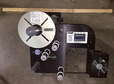 Panther 2000E Automated Print Apply Automatic Label Labeling System
