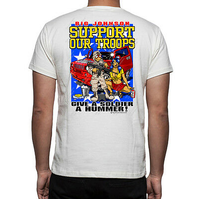Big Johnson - Support Our Troops - U.S. Soldiers