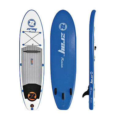 "SUP Premium Paddle Board 10'6 x 32"" x 6"" includes pump, paddle and kayak seat"