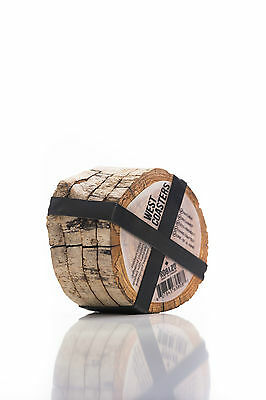 West Coasters - Modern Rustic Driftwood Coasters