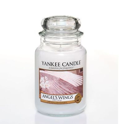 Yankee Candle Duftkerze Housewarmer Angels Wings (623g)