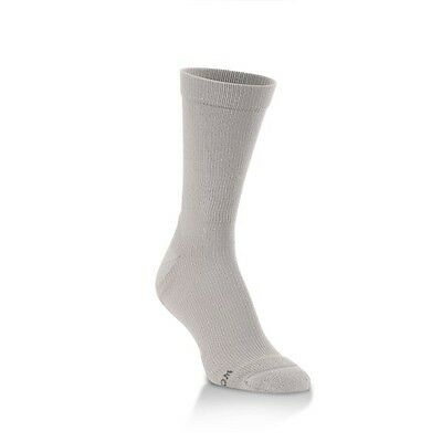 World's Softest Support Fit Crew Sock Women's Men's  Compression Socks