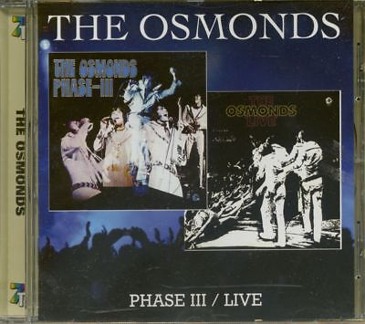 The Osmonds - Phase III - Live - Beat 60s 70s