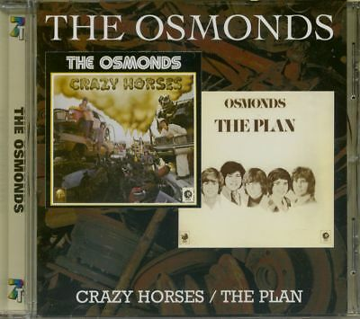 The Osmonds - Crazy Horses - The Plan - Beat 60s 70s