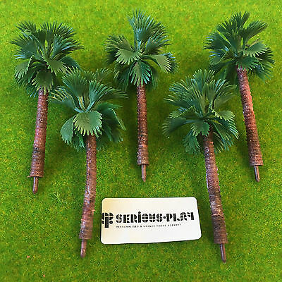 Serious-Play Tall Palm Trees - Jungle Tropical Scenery Model Railway Warhammer
