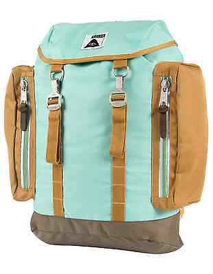 Poler Stuff Mens Blue/Turquoise Rucksack New