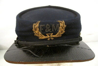 Indian War US Army M1872 Enlisted Infantry Forage Cap or Kepi Style Hat - RARE 1