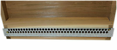 Mouseguards, Mouse guards for National, Langstroth, Smith or Dadant Hive