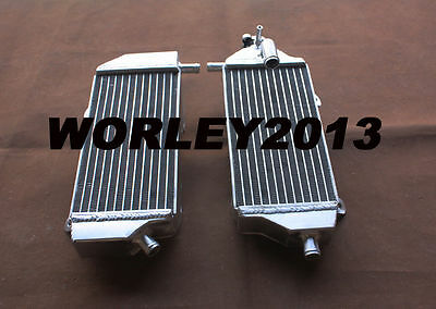 Aluminum radiator for YAMAHA YZ250F 2014 2015 2016  14 15 16