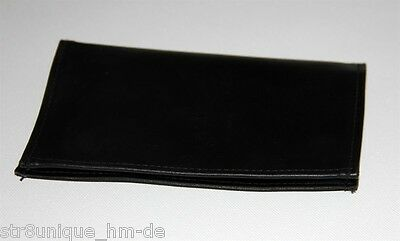 Tobacco Case high quality Pouch Latex Rolling Wallet purse dark black classic