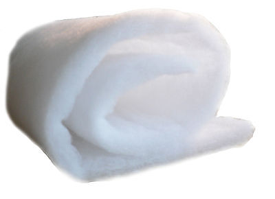 Aquarium Pond Filter Spare Replacement Fish Tank Foam Sponge Media White 18-22mm