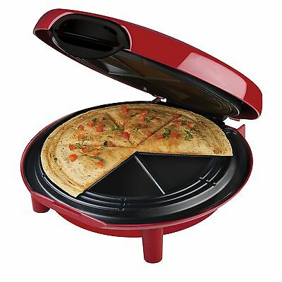 George Foreman GFQ001 Quesadilla Maker Red