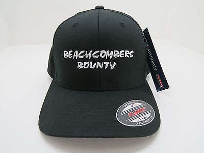 Beachcombers Bounty Flex Fit Beachcombing Hat Cap L/xl Beachcombing Beach