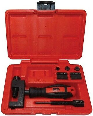 RK Racing Chain Professional Chainbreaker Rivert Tool Kit / UCT2100