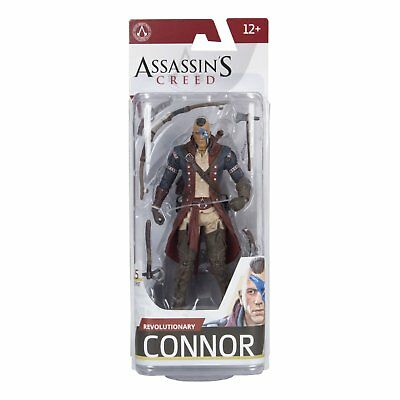 Assassin's Creed Serie 5 Actionfigur: Revolutionary Connor