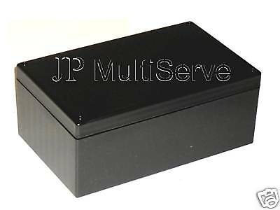 Electronic Enclosure 8.75x5.43x3.53 inches Plastic Project Box