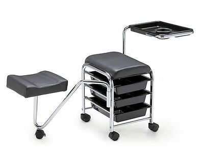 Carrello Pedicure - Service Black