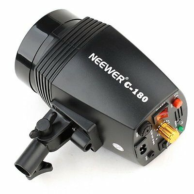Neewer 180W Strobe Flash Light for Studio Location and Portrait Photography