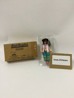 Grand Champions Limited Edition Arabian Rider girl new in box 50230