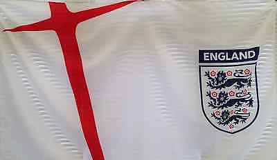 5' x 3 Official England 3 Lions FA Flag Euro 2016 World Cup 2018 Football Banner