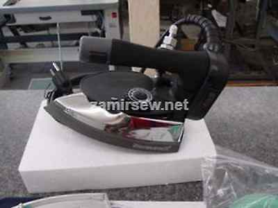 Silver Star ES-300 Gravity Feed Iron with Teflon Shoe & Filter