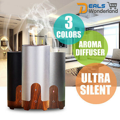 Ultrasonic Aroma Diffuser Air Humidifier Purifier Essential Oil Aromatherapy