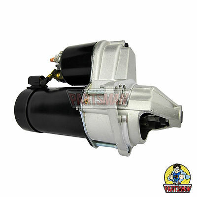 New Starter Motor Holden Barina XC & Combo 3/01-9/11 1.4L 1.8L 4Cyl Petrol