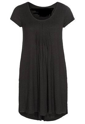 New Black Maternity (hospital bag) Nightie Nightdress - 10 12 14 16 18 20