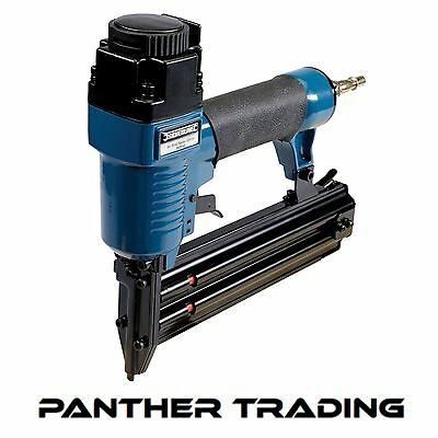Air Brad Nailer 50mm - 18 Gauge Brad Nails - Ideal For Second Fix Work - 868544