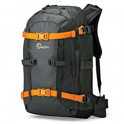 Lowepro Whistler Bp 350 Aw Camera All-Season Adventure Backpack Gray 36896