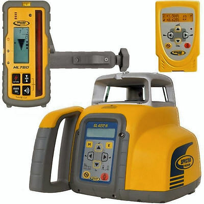 Spectra GL422N Self Leveling Laser Level