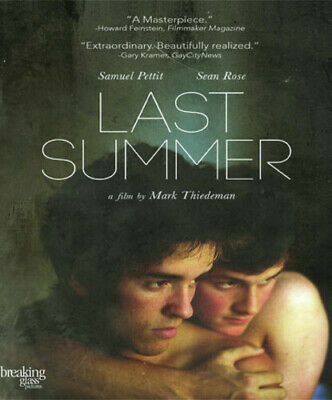 Last Summer (2015, Blu-ray NEW)