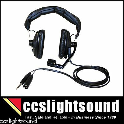 Beyer Dynamic Dt109 Dual Muff Communication Headset