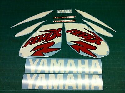 Yamaha Aerox R Moto GP Decals Stickers Graphics Kit Sized to Fit