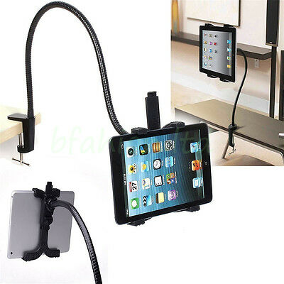 """Ipad 4 3 2 1 Air Universal Lazy Bed Desk Stand Holder Galaxy Tab 7""""-10"""" Tablet"""