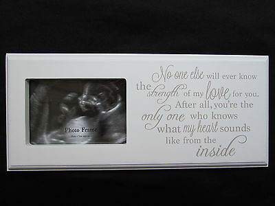 Baby Scan Picture Photo Frame