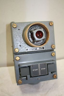 Allen Bradley 800H-2Har7 Push Button